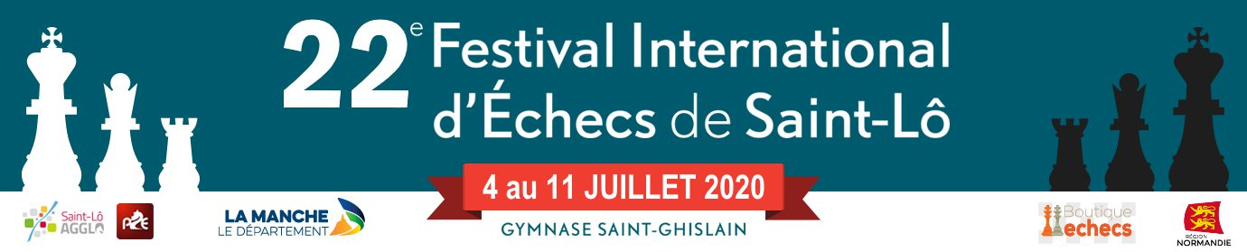 Festival International d'échecs 2020